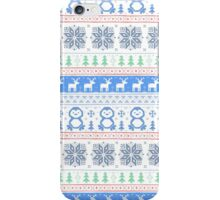 Holiday Jumper iPhone Case/Skin