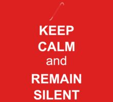 Remain Silent T-Shirt