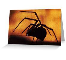 Creepy Crawly Greeting Card