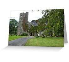 Belle Isle Castle Greeting Card