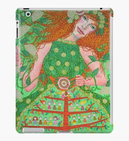 Mother Elder iPad Case/Skin