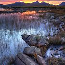 Coigach Sunrise. Far North West Highlands of Scotland. by PhotosEcosse