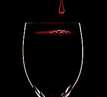 Red Wine by Michael Waine