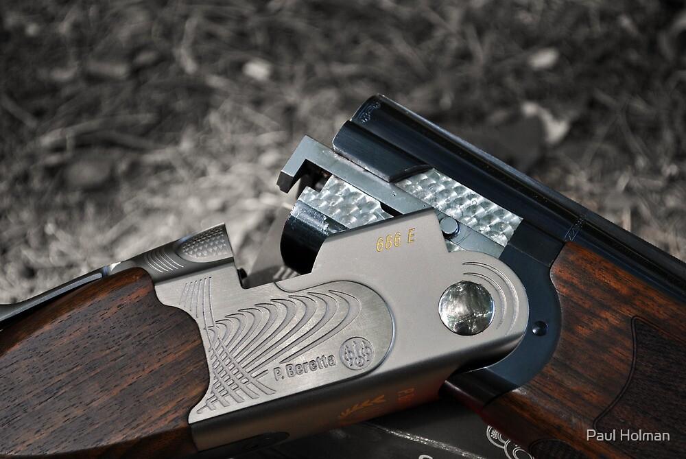 Beretta 686E by Paul Holman