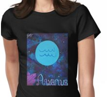 Aquarius Womens Fitted T-Shirt