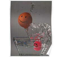 Splash Dance Poster