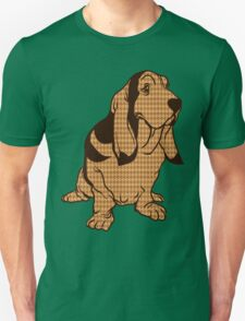 Henry the Houndstooth Hound T-Shirt