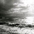 Moody Seas by Lou Wilson