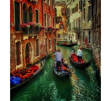 When In Venice Photographic Print