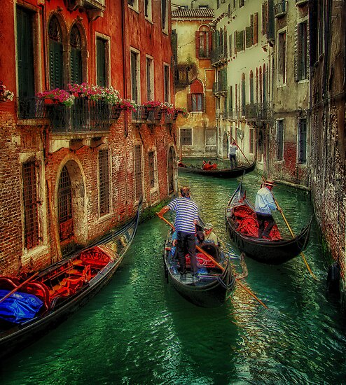 When In Venice by Don Alexander Lumsden (Echo7)