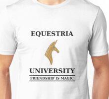 Equestria University Unisex T-Shirt