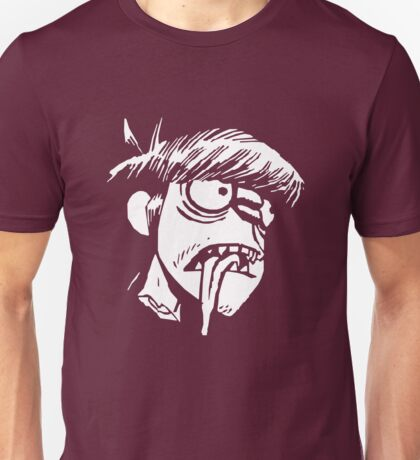 Murdoc Niccals' Decapitated Head (Gorillaz) Unisex T-Shirt