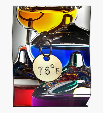 Galileo's Thermometer Poster