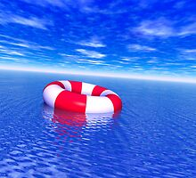 Life Preserver by Michael Waine