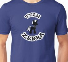 Team Zebra Unisex T-Shirt