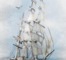 Clipper Ship by Chris Armytage™