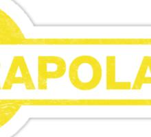 Crapola Inc. Sticker