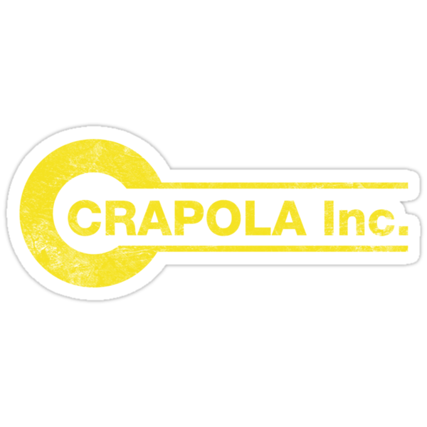 Crapola Inc. by synaptyx