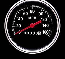 Speedometer by Michael Waine