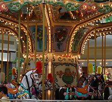 The Carrousel by zpawpaw