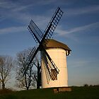 Badgworth windmill by TimLarge