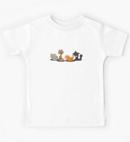 Kitties! Kids Tee