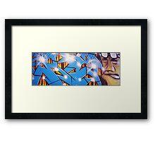 """Dirt Harry"" - Untitled 2 Framed Print"
