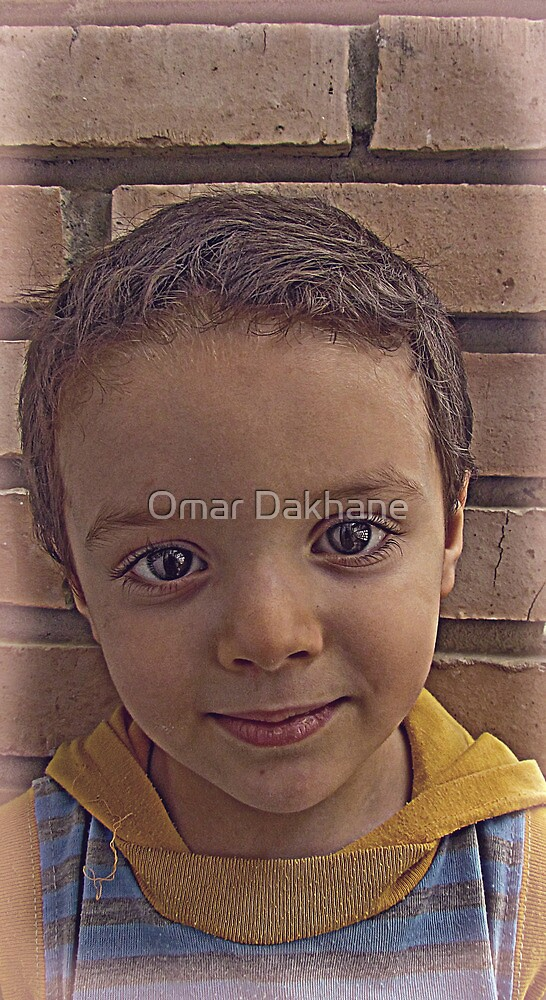 Innocence by Omar Dakhane