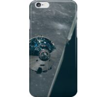 Apollo Archive Orbiter and Moon Out Port iPhone Case/Skin