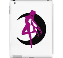 Wicked Lady Transformation Silhouette iPad Case/Skin
