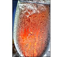 Cool Drink Photographic Print