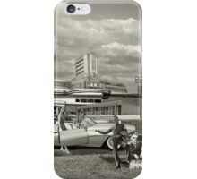 Hitchhikers iPhone Case/Skin