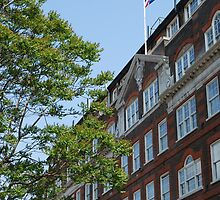 God save the Goring by justbmac