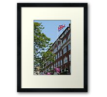 God save the Goring Framed Print
