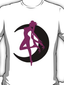 Wicked Lady Transformation Silhouette T-Shirt