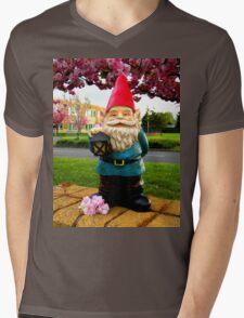 School Gnome Mens V-Neck T-Shirt