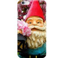 Pretty Gnome iPhone Case/Skin