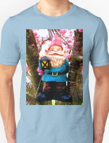 Pink and Branches Gerome Unisex T-Shirt