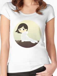 song of the sea Women's Fitted Scoop T-Shirt