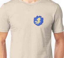 Cutie mark crusaders badge: Left Unisex T-Shirt
