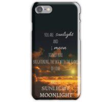 Miss Saigon - Sun and Moon iPhone Case/Skin