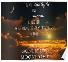 Miss Saigon - Sun and Moon Poster