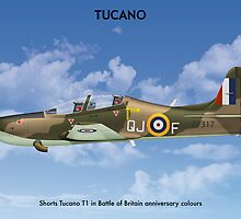 Shorts Tucano GB 6 by Claveworks