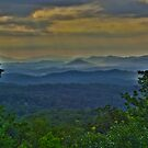 Great Smoky Morning HDR  by Jamie  Armbruster