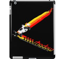 Shadow Racing Team 1975 - DN6 w/White Lettering iPad Case/Skin