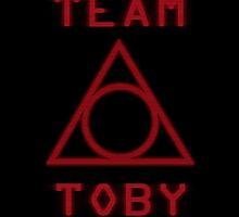 Team Toby Red Version! by TayRobertsArt