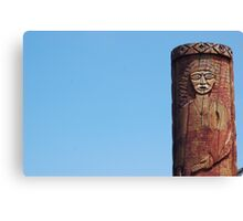 Aborigine  Canvas Print