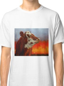 Eye Of The Firestorm Classic T-Shirt