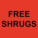 Free Shrugs by Mirisha