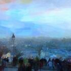 Montmartre from the Butte by Chris Armytage™